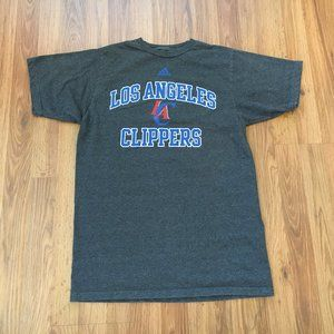 Los Angeles Clippers ADIDAS GO TO TEE Sz M T Shirt